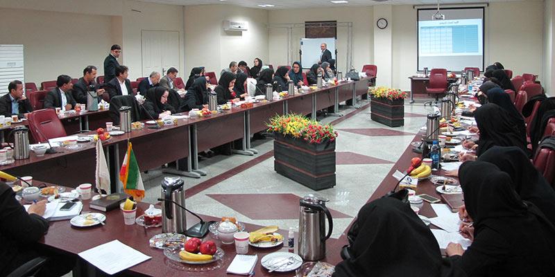 کارگاه مدیر در نقش کوچ - سازمان بهزیستی استان تهران