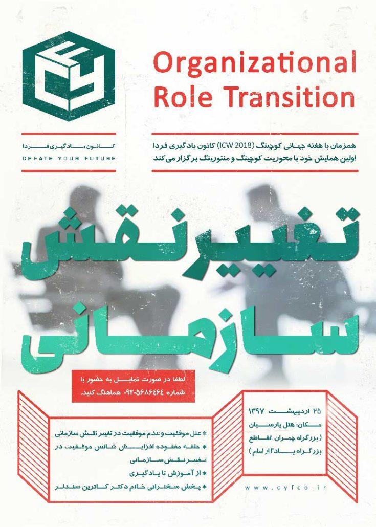 همایش تغییر نقش سازمانی